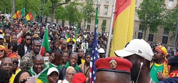 Cameroun: Nouvelles manifestations anti-Biya devant le parlement européen  le 7 septembre prochain