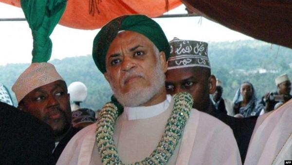 Comores:   Polémique autour de la santé de l'ex Président Sambi, emprisonné pour corruption