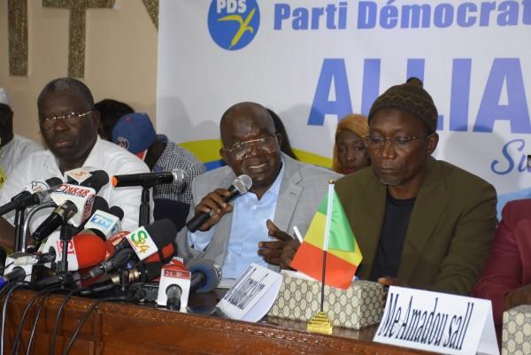 Sénégal: Fronde au Pds, Oumar Sarr et Cie engagent la lutte et font de graves révélations sur Karim Wade