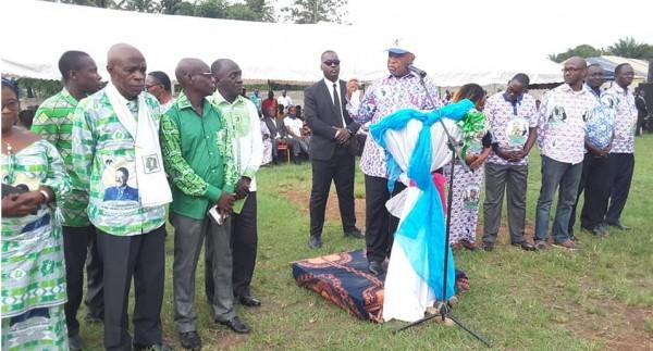 Côte d'Ivoire: A Adzopé, Assoa Adou assisté du PDCI, demande aux populations de se mobiliser pour réclamer le retour de Gbagbo