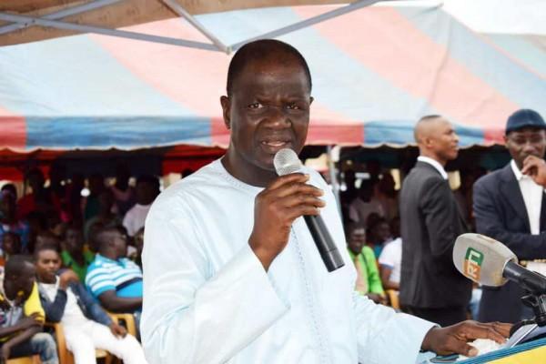 Côte d'Ivoire: Séguela, Soumahoro interpelle Soro: «Un enfant ne doit pas combattre son père mais combattre à ses côtés»