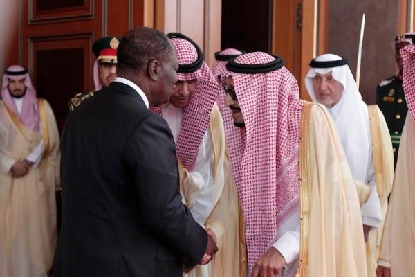 Côte d'Ivoire: Alassane Ouattara achève sa visite d'Etat en Arabie Saoudite et fait le point