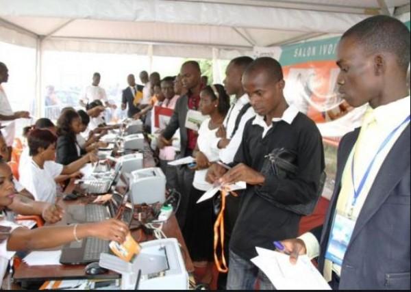 Côte d'Ivoire: Le taux de chômage en Côte d'Ivoire était de 3,4% à la date du 1er juillet 2018, révèle la Direction générale de l'emploi