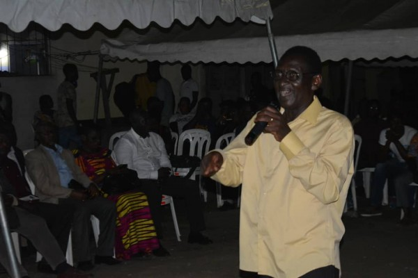 Côte d'Ivoire: Meeting FPI-PDCI, à Anono un ancien ministre de Gbagbo « nous devons nous mobiliser et montrer aux yeux du monde que ce pays a des propriétaires»