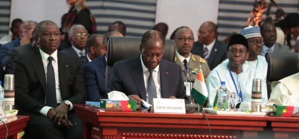 Côte d'Ivoire: A Ouaga, Alassane Ouattara souligne la détermination de la CEDEAO pour trouve...