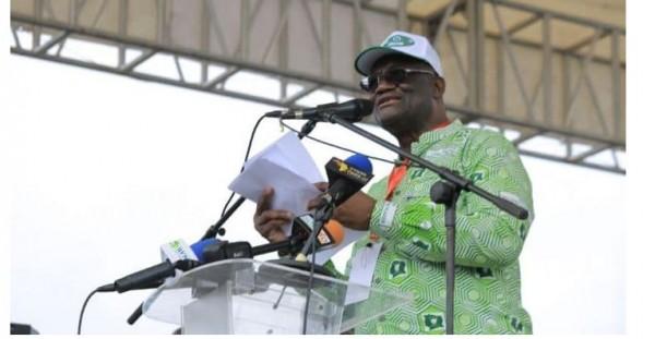 Côte d'Ivoire: Guikahué à Treichville, lance l'opération inondation du Plateau, exige la libération des prisonniers militaires et le retour au pays de Laurent Gbagbo et de Blé Goudé