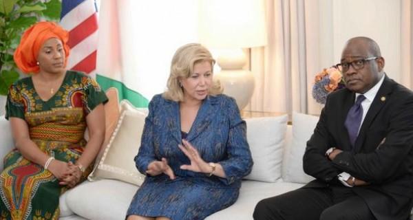 Côte d'Ivoire: Projet d'interdiction du cacao en provenance d'Abidjan, Mme Ouattara  à Washington pour rencontrer plusieurs personnalités