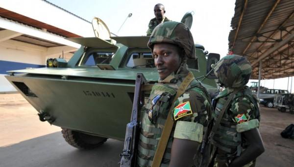 Somalie:12 soldats burundais tués dans une embuscade des shebabs au nord de Mogadiscio