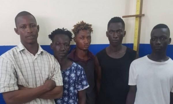 Côte d'Ivoire: 03 écumeurs et leurs complices arrêtés par la police