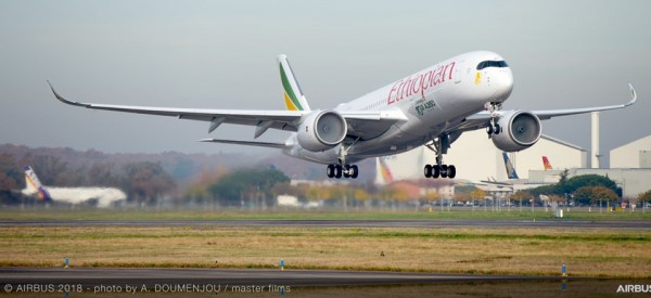 Ethiopian Airlines : une connexion Internet WiFi à bord utilisant la dernière technologie satellitaire