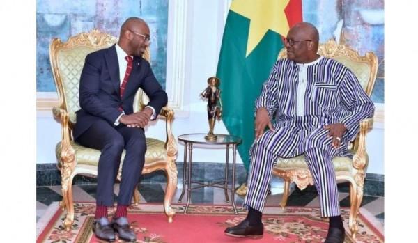 Burkina Faso: Kaboré reçoit le groupe Cofina pour son installation au pays