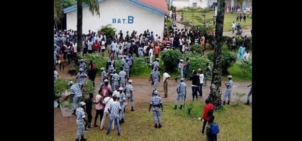 Côte d'Ivoire: Des forces spéciales attaquent un concours de sous-officiers de police, tirs et débandade à Cocody, un commissariat de Yamoussoukro attaqué dans la nuit
