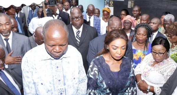 Côte d'Ivoire :   UDPCI, Albert Flindé boycotte la commémoration du 17ème anniversaire du décès du Général Guéi Robert