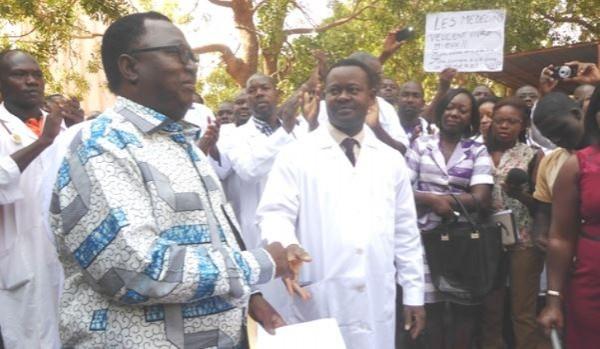 Burkina Faso: Santé, des organisations appellent à une reprise dialogue social avec le gouvernement