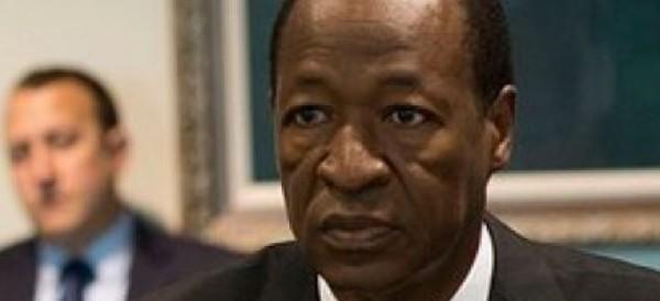 Burkina Faso: Blaise Compaoré demande la levée des sanctions contre des militants de l'ex parti au pouvoir et le retrait de plaintes visant la direction