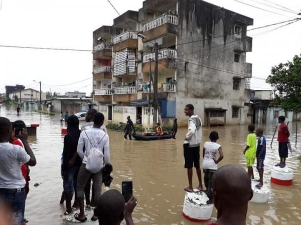 Côte d'Ivoire: Fortes pluies, perturbations dans la distribution d'eau potable à Cocody Angré, communiqué de la SODECI