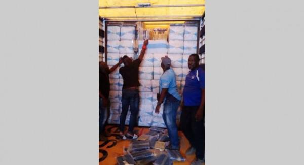 Côte d'Ivoire: Plus de quatre tonnes de cannabis en  provenance du Ghana  saisies