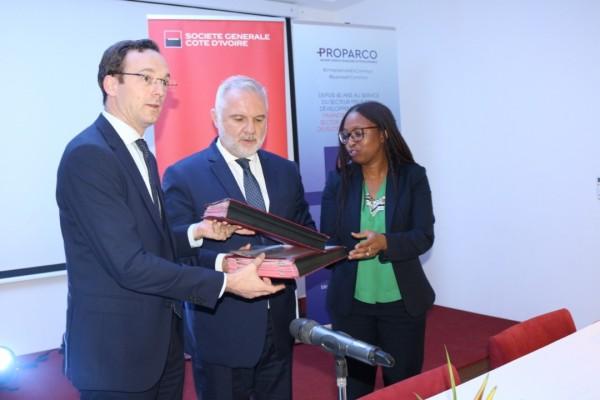 Côte d'Ivoire: La SGCI et Proparco s'entendent pour faciliter l'accès au financement des pro...