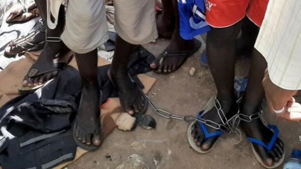 Nigeria: Des  jeunes  garçons enchaînés et sodomisés dans une école coranique à Daura
