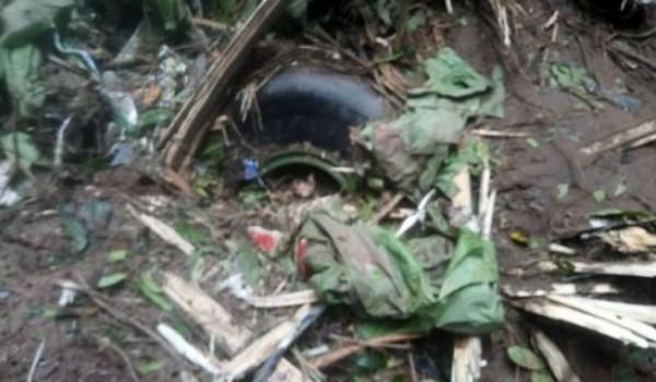RDC: Crash d'un avion-cargo, des débris retrouvés dans un village au Kasaï