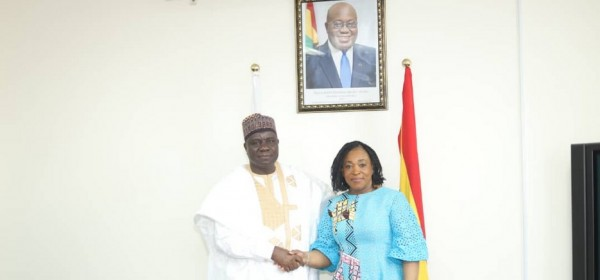 Ghana-Nigeria : La diplomatie ghanéenne actionnée pour ouvrir les frontières nigérianes