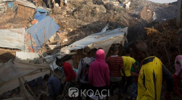 Ethiopie:  Le bilan d'un glissement de terrain monte à  22 morts