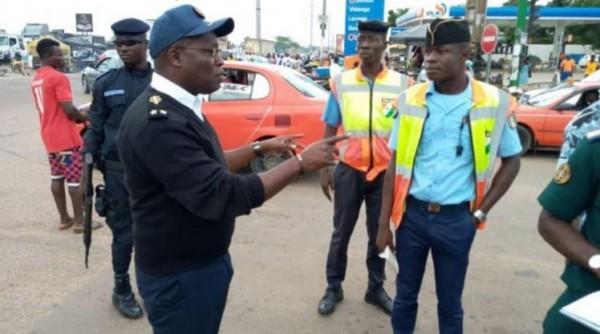 Côte d'Ivoire: Lutte contre le racket, visite inopinée du Commissaire du Gouvernement  sur le terrain