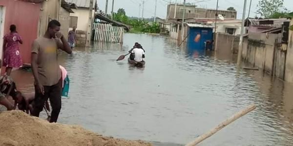 Côte d'Ivoire: Montée des eaux à Bassam, la fête annuelle de l'Abissa reportée de 2 semaines