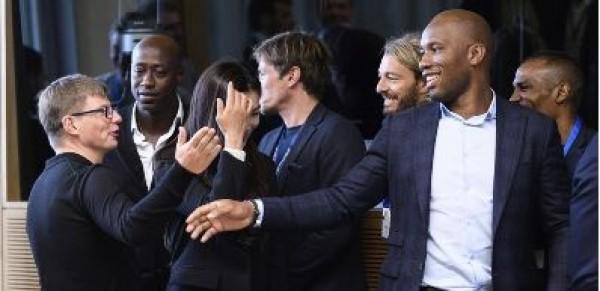 Côte d'Ivoire: Pressenti candidat à la FIF, Drogba affûte ses armes à l'UEFA