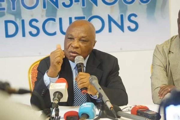 Côte d'Ivoire: Adresse d'Assoa Adou devant le PDCI à Yamoussoukro