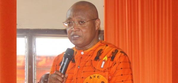 Togo:   Présidentielle 2020, Jean-Pierre Fabre désigné candidat de l'ANC