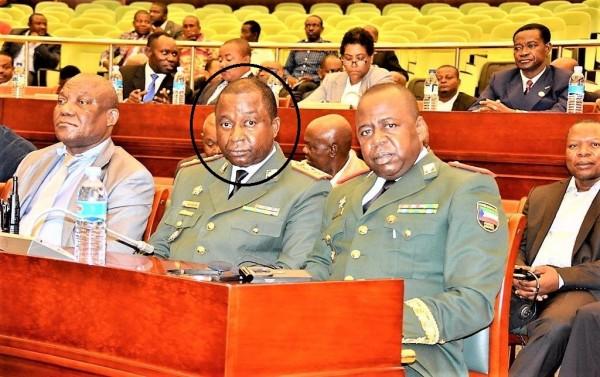 Guinée Equatoriale: L'ex-chef d'état-major Ruslan Hermes Nguema Oyana condamné à 18 ans de prison