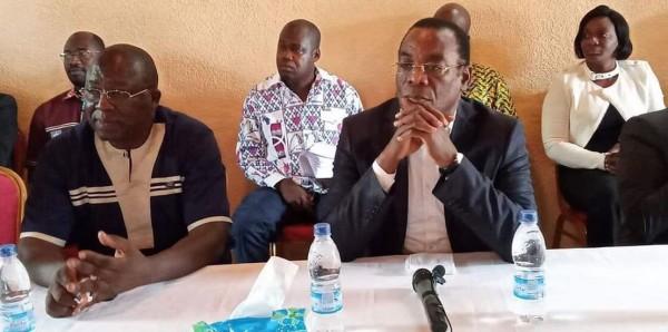 Côte d'Ivoire: 2020, à Abengourou, des secrétaires de sections prêts à accompagner Affi pour la reconquête du pouvoir d'Etat