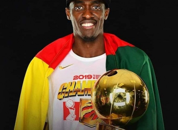 Cameroun: Avec 19 milliards FCFA, le basketteur Pascal Siakam désormais le sportif africain le mieux payé
