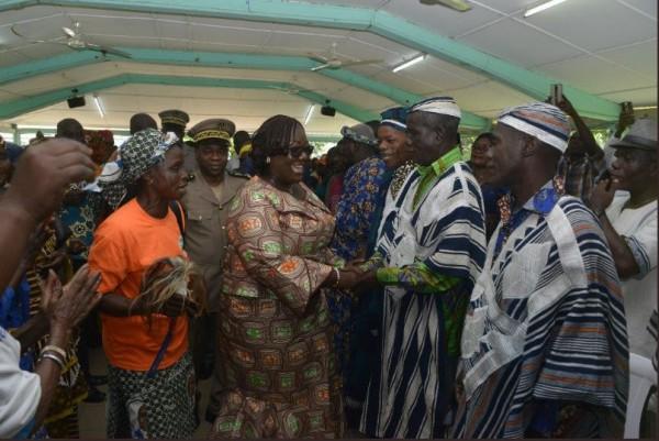 Côte d'Ivoire : « Affaire Gon a menacé Kah Zion », Anne Ouloto : « C'est archi-faux »