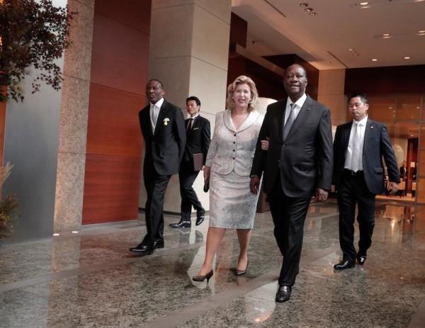 Côte d'Ivoire: Alassane Ouattara prend part à à la cérémonie d'intronisation du nouvel Emper...