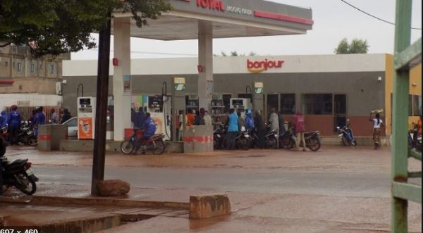 Burkina Faso: Hausse du prix des hydrocarbures