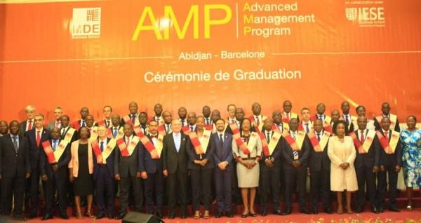 Côte d'Ivoire: Formés à Barcelone, des impétrants  ivoiriens  ont reçu à Abidjan leurs certifications