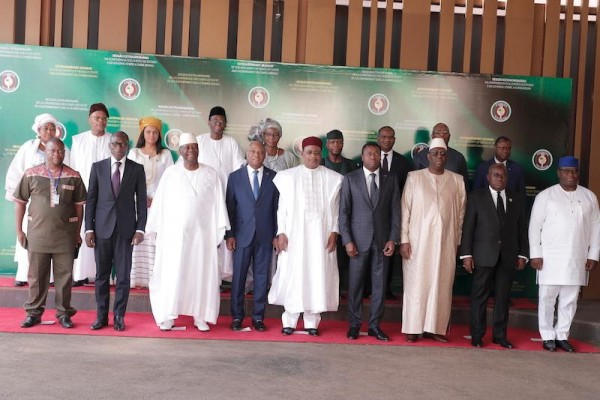 CEDEAO-Guinée-Bissau: Les Chefs d'Etat et de Gouvernement condamnent fermement les décisions...