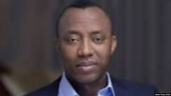 Nigeria: Abuja, une manifestation pour la libération d' Omoyele Sowore dispersée par la police