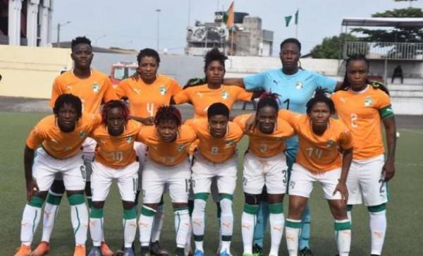 Côte d'Ivoire: Jeux Olympiques 2020, les éléphantes n'iront pas à Tokyo après leur défaite 2-1 ce mardi  face au Cameroun