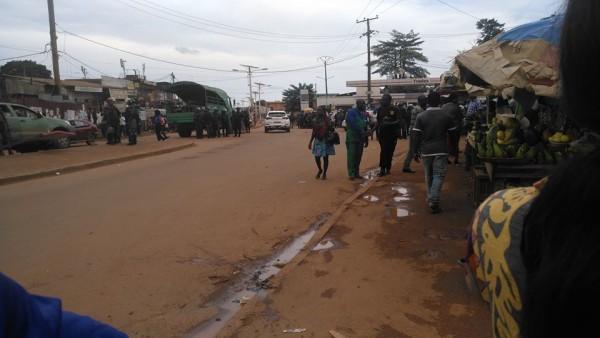 Cameroun: Des  conducteurs de motos taxis en colère ont paralysé une partie de Yaoundé  ce mardi