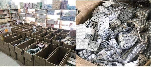 Côte d'Ivoire: Un important lot de faux médicaments stockés dans une villa à Cocody découverts