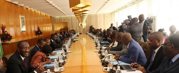 Côte d'Ivoire: Communiqué du conseil des ministres du mercredi 13 novembre 2019