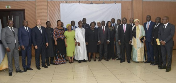 Côte d'Ivoire: 2020, le RHDP rassure les ambassadeurs de la Cedeao que le  pays ne  brûlera pas