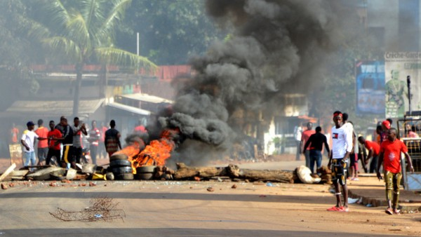 Guinée: Violences préélectorales, Amnesty international dit avoir enregistré 70 morts