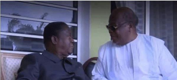 Côte d'Ivoire: Bédié « bouleversé et lourdement meurtri » par la disparition  tragique du fils de Banny