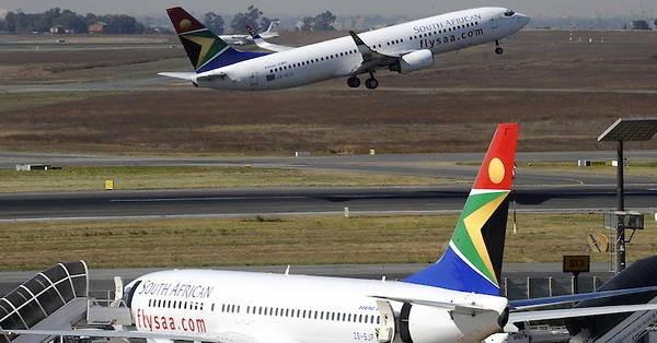 Afrique du Sud: Confrontée à une grève, South African Airways annule tous ses vols