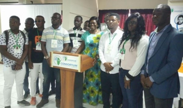 Côte d'Ivoire: 2020,  Simone Gbagbo au lancement du « Consortium», une cellule de communicateurs pour accompagner les « Gbagbo ou rien»