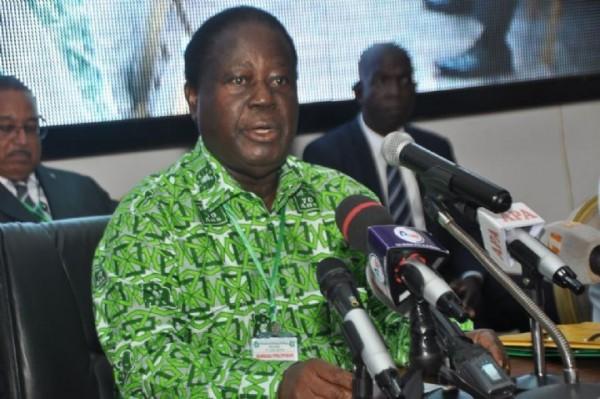 Côte d'Ivoire: Réunion du bureau politique du PDCI-RDA du 14 novembre 2019, discours d'orien...